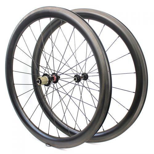 45mm-carbon-tubular-wheelset-700C